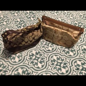 Coach Handbags - Set